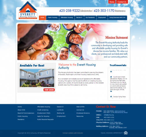 Everett Housing Authority