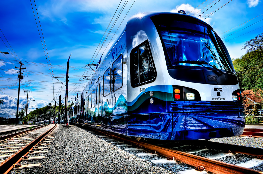 Sound Transit Database Applications